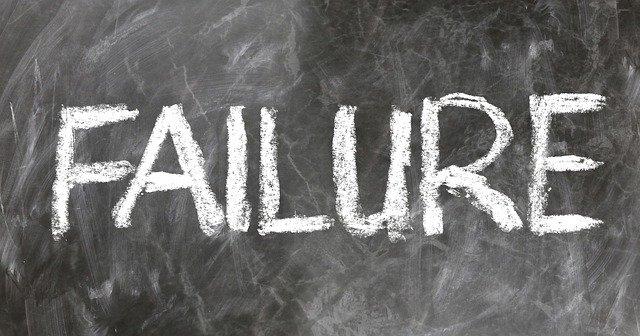 アフィリエイトで失敗する主な原因